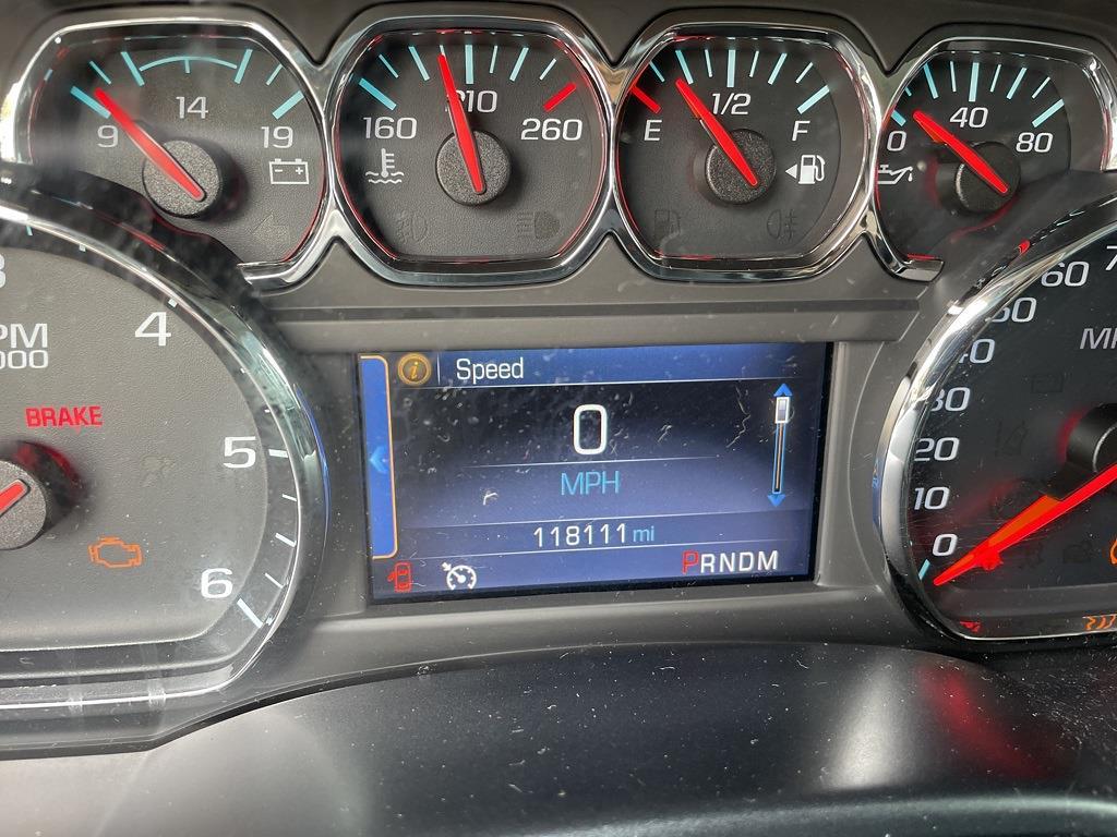 2014 Chevrolet Silverado 1500 Crew Cab 4x4, Pickup #1K5533 - photo 9