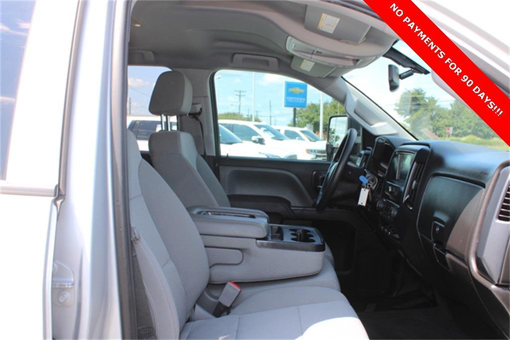 2018 Silverado 2500 Double Cab 4x2,  Pickup #1K5642 - photo 10