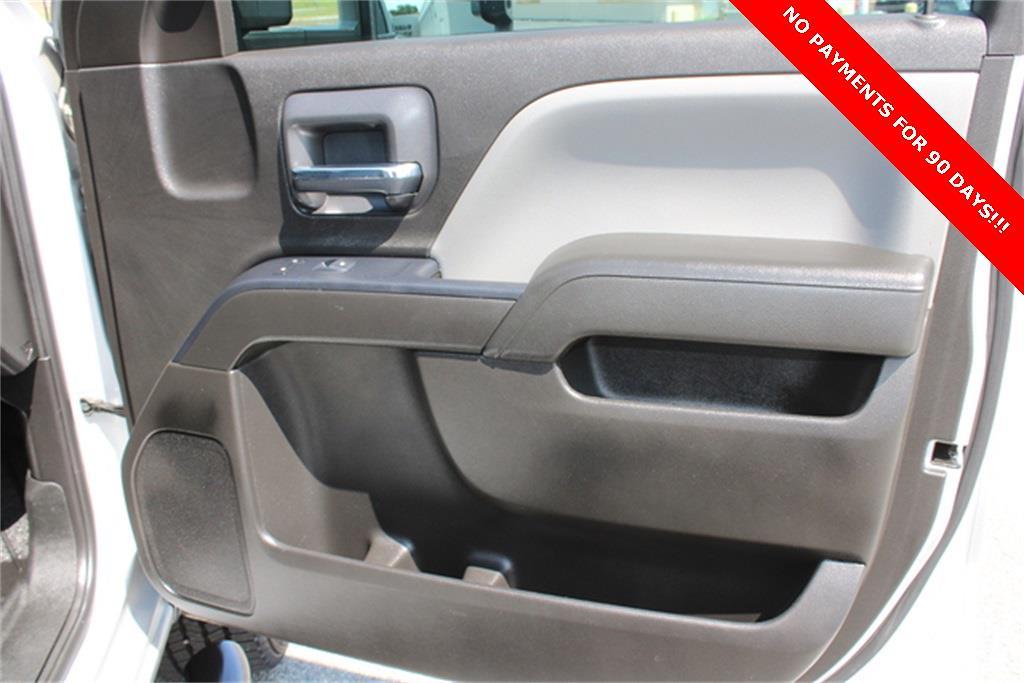 2018 Silverado 2500 Double Cab 4x2,  Pickup #1K5642 - photo 12