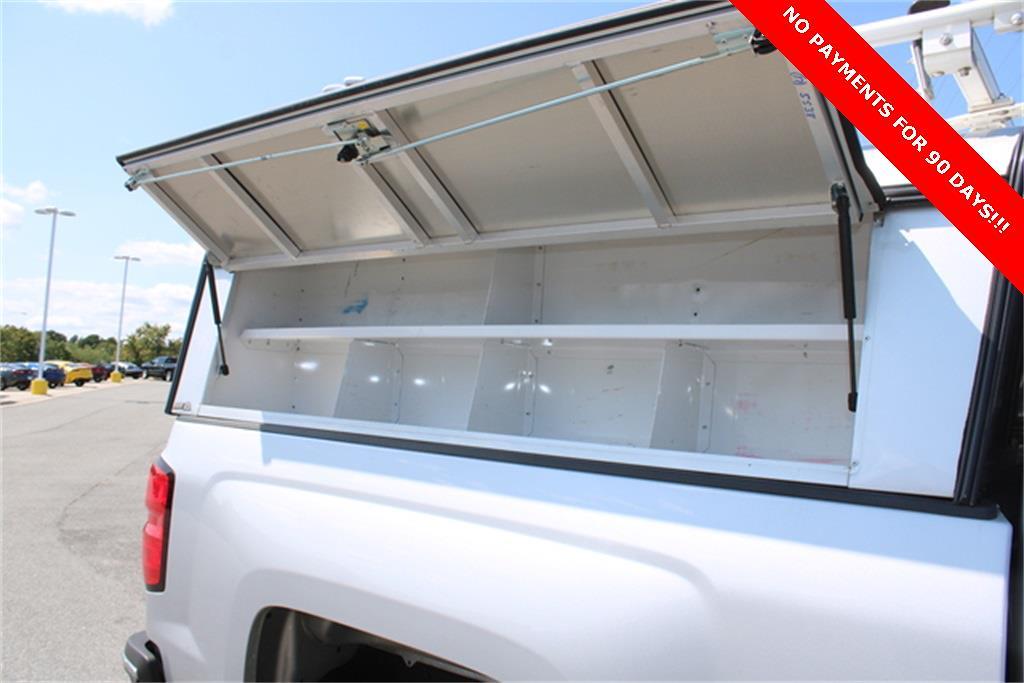 2018 Silverado 2500 Double Cab 4x2,  Pickup #1K5642 - photo 15