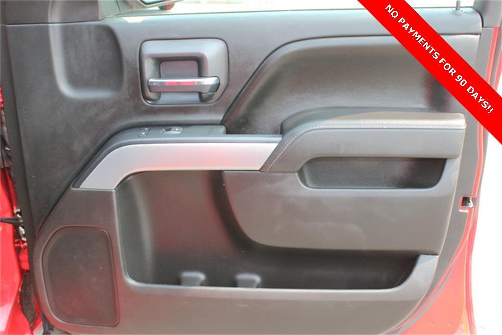 2016 Silverado 1500 Double Cab 4x4,  Pickup #1K5654 - photo 11