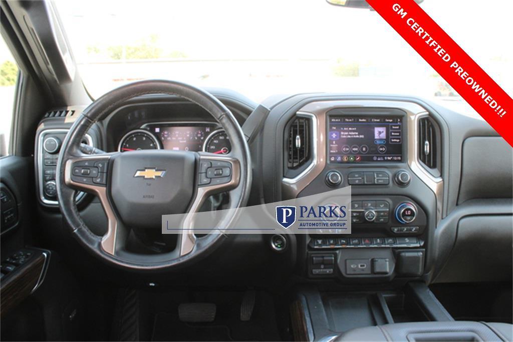 2020 Silverado 2500 Crew Cab 4x4,  Pickup #1K5677 - photo 17