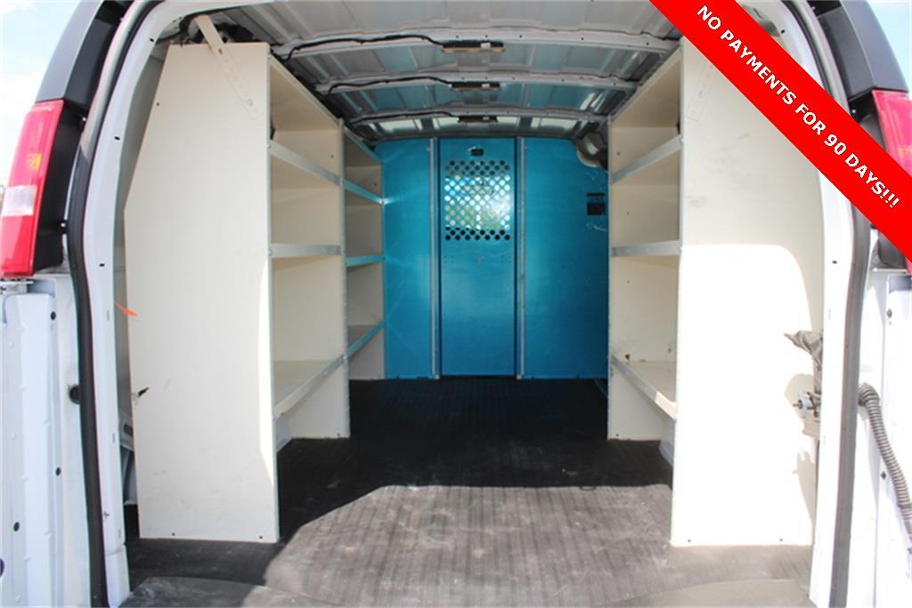 2021 Express 2500 4x2,  Upfitted Cargo Van #1K5700 - photo 2