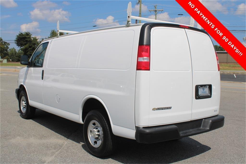 2021 Express 2500 4x2,  Upfitted Cargo Van #1K5700 - photo 5
