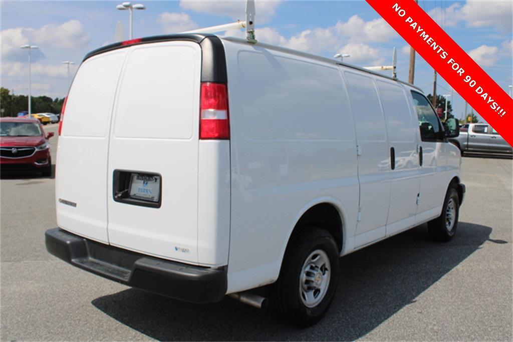 2021 Express 2500 4x2,  Upfitted Cargo Van #1K5700 - photo 3