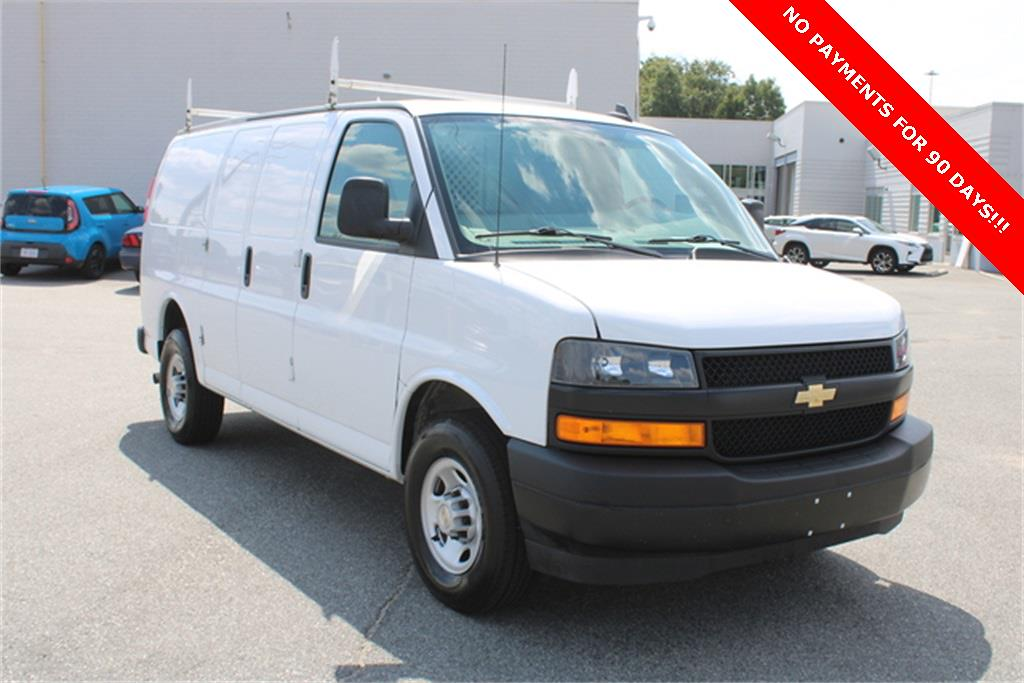 2021 Express 2500 4x2,  Upfitted Cargo Van #1K5700 - photo 8