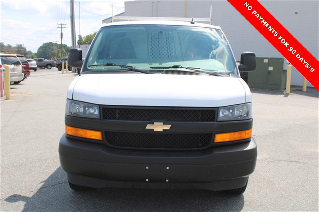 2021 Express 2500 4x2,  Upfitted Cargo Van #1K5700 - photo 9