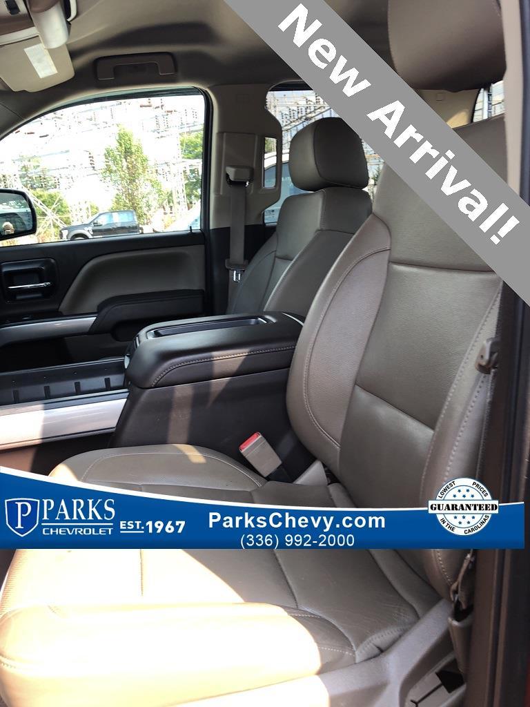 2014 Silverado 1500 Double Cab 4x4,  Pickup #1K5711 - photo 10