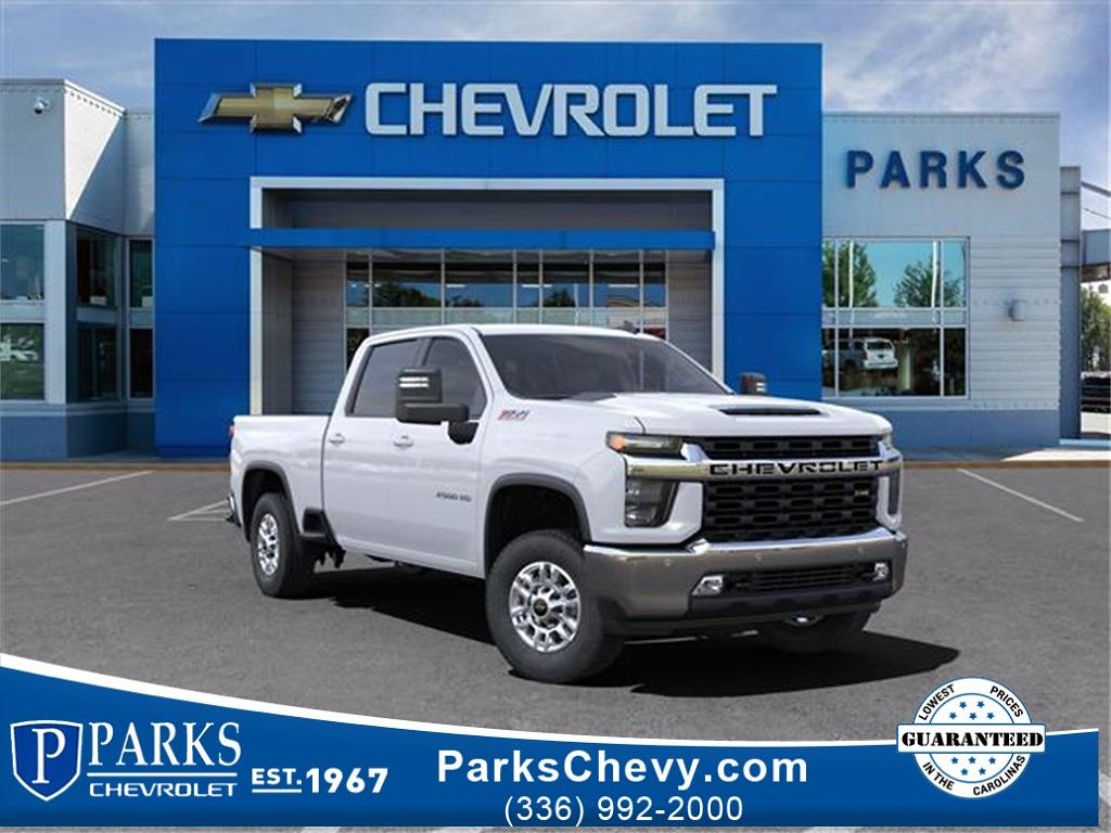 2021 Chevrolet Silverado 2500 Crew Cab 4x4, Pickup #202233 - photo 1