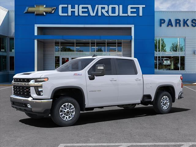 2021 Chevrolet Silverado 2500 Crew Cab 4x4, Pickup #202233 - photo 3