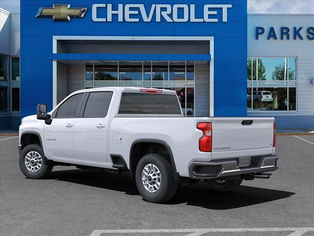2021 Chevrolet Silverado 2500 Crew Cab 4x4, Pickup #202233 - photo 4