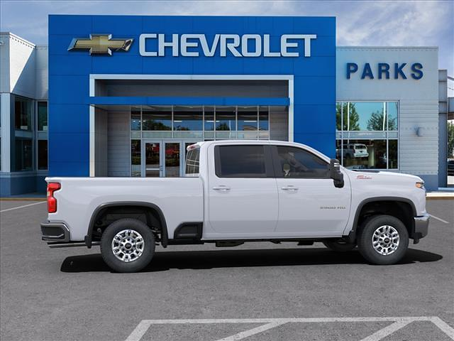 2021 Chevrolet Silverado 2500 Crew Cab 4x4, Pickup #202233 - photo 5
