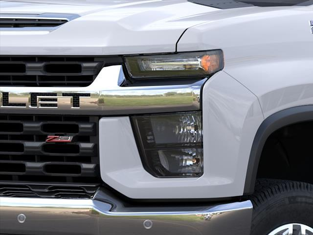 2021 Chevrolet Silverado 2500 Crew Cab 4x4, Pickup #202233 - photo 8
