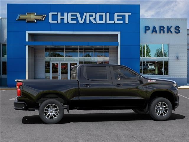 2021 Chevrolet Silverado 1500 Crew Cab 4x4, Pickup #217745 - photo 5