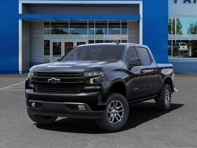 2021 Chevrolet Silverado 1500 Crew Cab 4x4, Pickup #217745 - photo 6