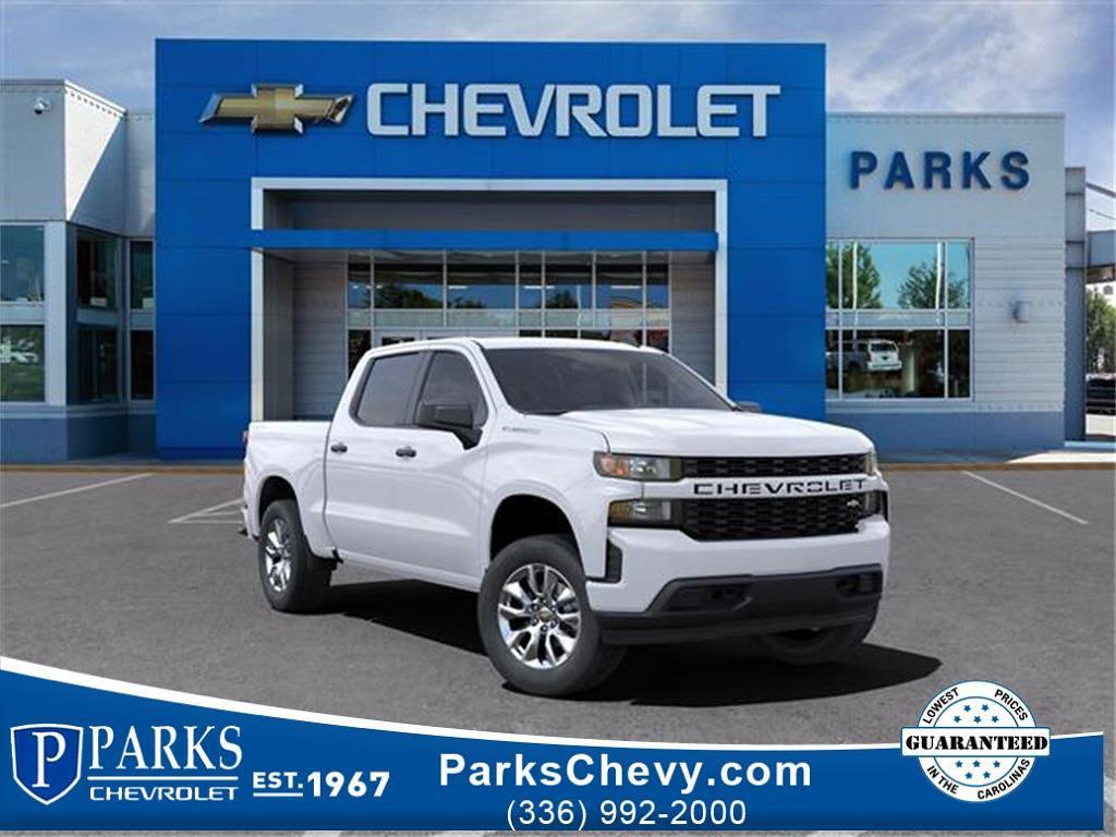 2021 Chevrolet Silverado 1500 Crew Cab 4x4, Pickup #224720 - photo 1
