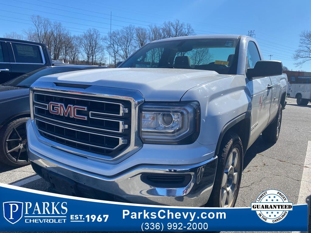 2017 GMC Sierra 1500 Regular Cab 4x2, Pickup #229487XA - photo 1