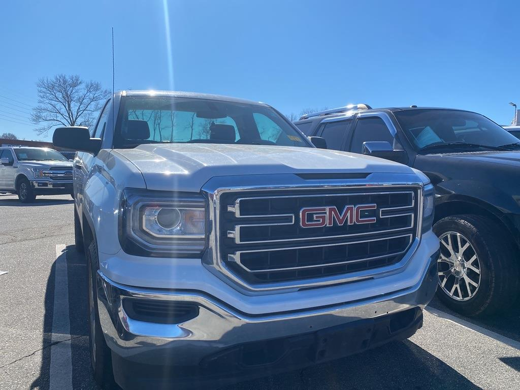 2017 GMC Sierra 1500 Regular Cab 4x2, Pickup #229487XA - photo 7