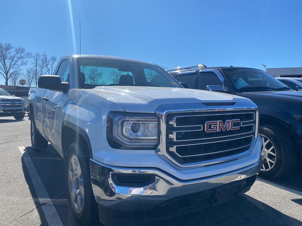 2017 GMC Sierra 1500 Regular Cab 4x2, Pickup #229487XA - photo 8