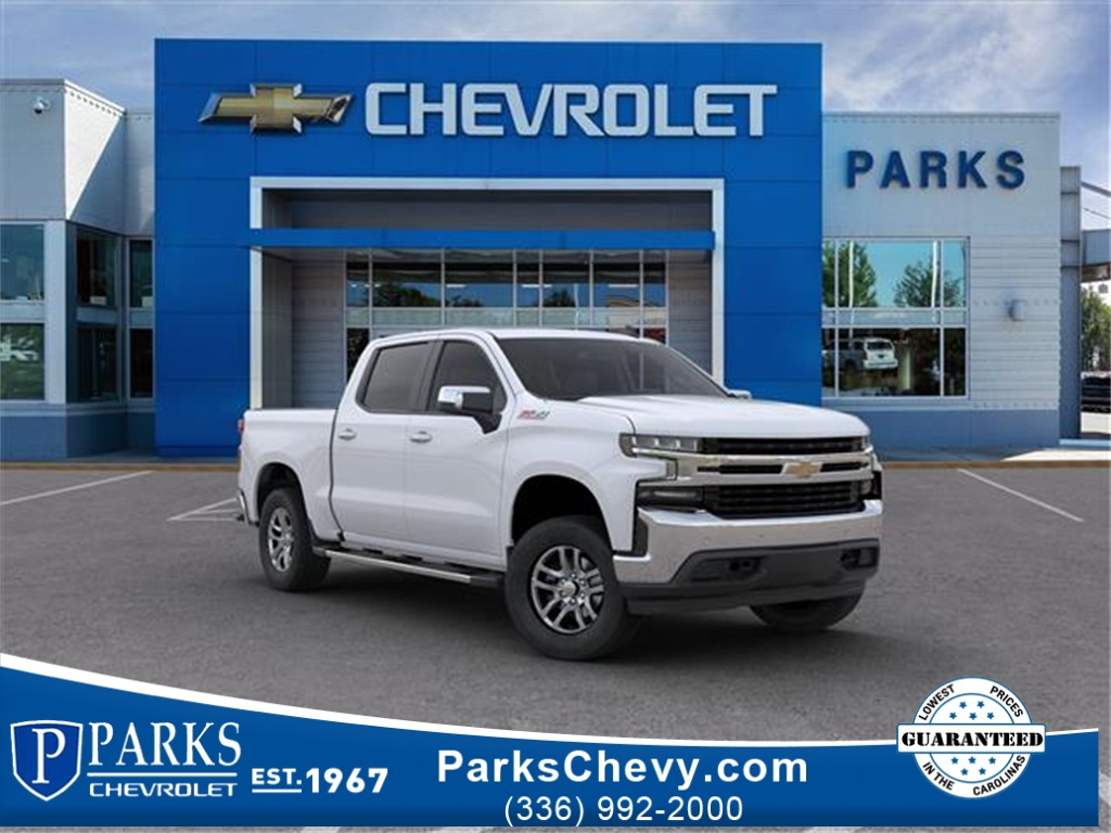 2020 Silverado 1500 Crew Cab 4x4, Pickup #234294 - photo 1