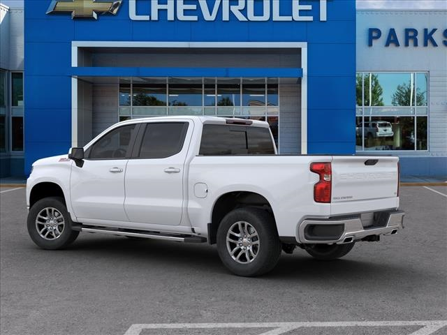2020 Silverado 1500 Crew Cab 4x4, Pickup #234294 - photo 4