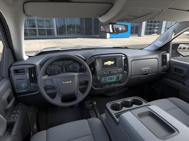 2019 Silverado 1500 Double Cab 4x4, Pickup #237276 - photo 10