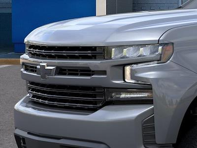 2021 Chevrolet Silverado 1500 Crew Cab 4x4, Pickup #237477 - photo 11