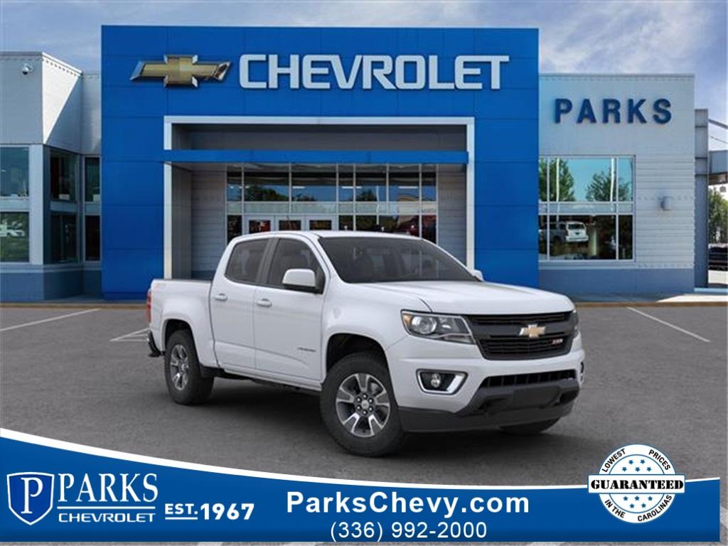 2020 Chevrolet Colorado Crew Cab 4x4, Pickup #240135 - photo 1