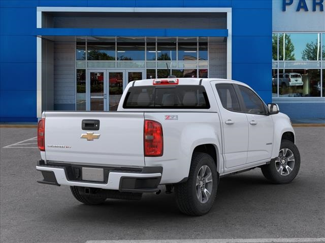 2020 Chevrolet Colorado Crew Cab 4x4, Pickup #240135 - photo 2