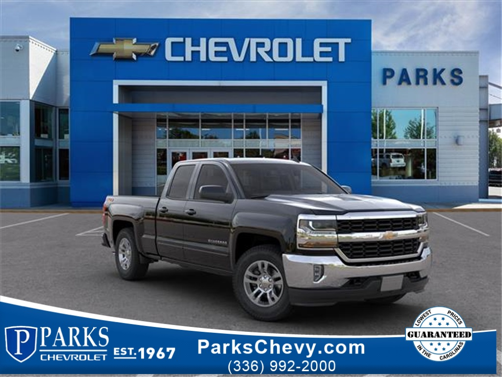 2019 Silverado 1500 Double Cab 4x4, Pickup #240164 - photo 1