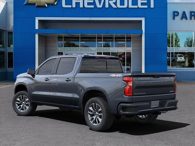 2021 Chevrolet Silverado 1500 Crew Cab 4x4, Pickup #241401 - photo 4