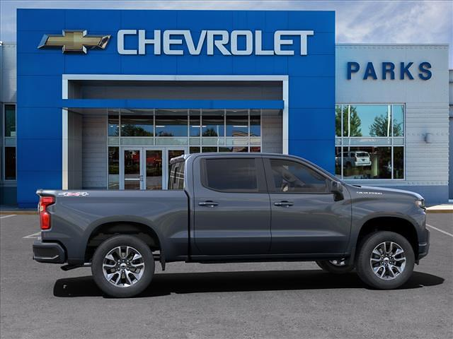 2021 Chevrolet Silverado 1500 Crew Cab 4x4, Pickup #241401 - photo 5