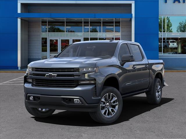 2021 Chevrolet Silverado 1500 Crew Cab 4x4, Pickup #241401 - photo 6