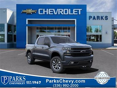 2021 Chevrolet Silverado 1500 Crew Cab 4x4, Pickup #241401 - photo 1