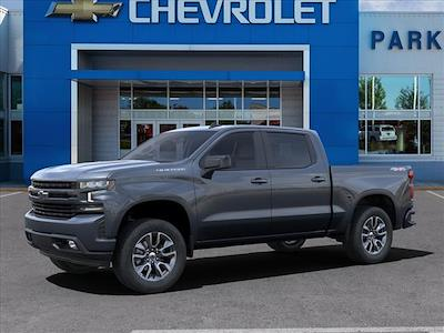 2021 Chevrolet Silverado 1500 Crew Cab 4x4, Pickup #241401 - photo 3