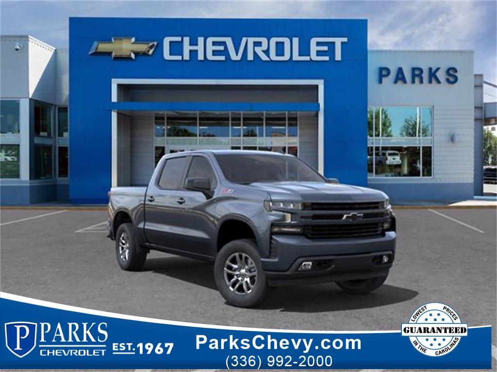 2021 Chevrolet Silverado 1500 Crew Cab 4x4, Pickup #243398 - photo 1