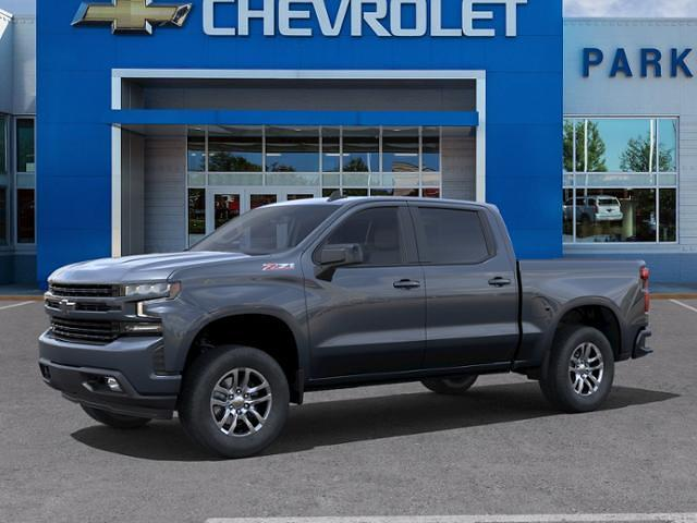 2021 Chevrolet Silverado 1500 Crew Cab 4x4, Pickup #243398 - photo 3