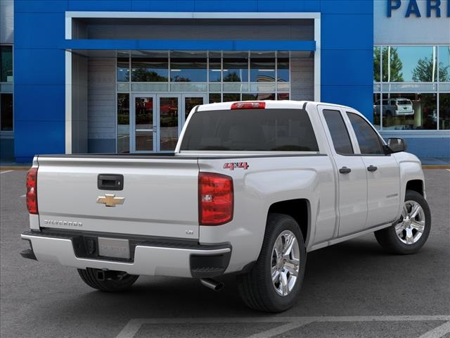 2019 Silverado 1500 Double Cab 4x4, Pickup #243566 - photo 2