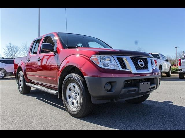 2018 Frontier Crew Cab 4x4, Pickup #245370A - photo 13