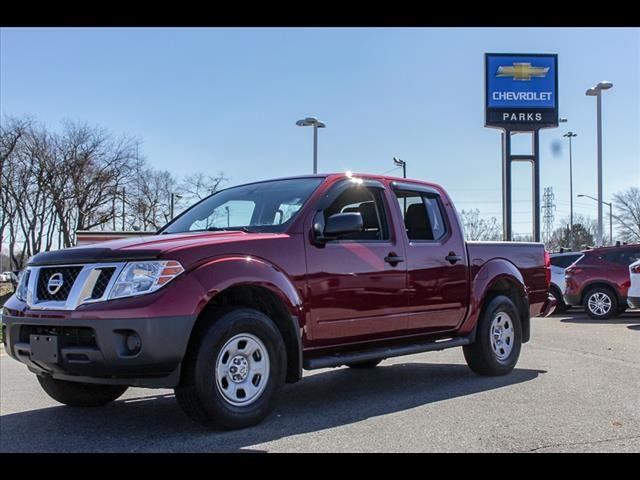 2018 Frontier Crew Cab 4x4, Pickup #245370A - photo 4