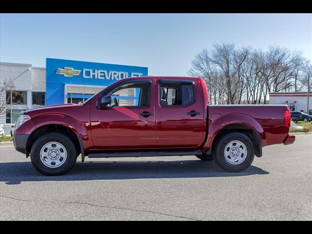 2018 Frontier Crew Cab 4x4, Pickup #245370A - photo 5