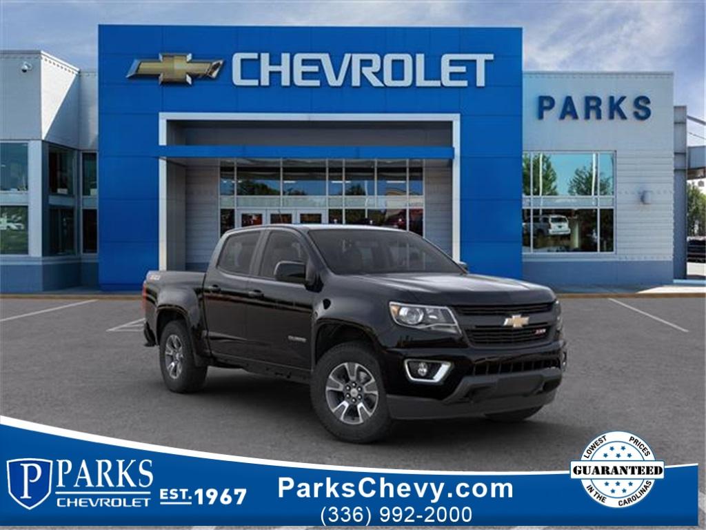 2020 Chevrolet Colorado Crew Cab 4x4, Pickup #245715 - photo 1