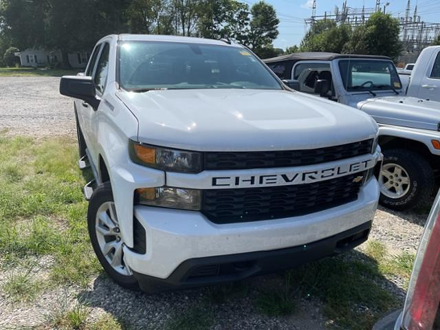 2020 Chevrolet Silverado 1500 Crew Cab 4x4, Pickup #379475A - photo 4