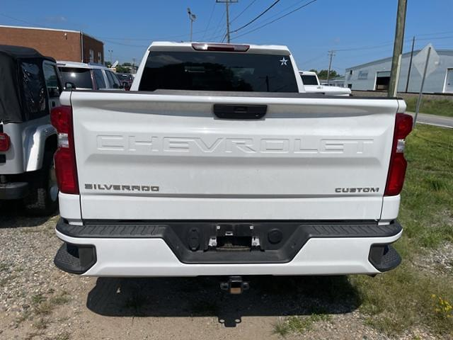 2020 Chevrolet Silverado 1500 Crew Cab 4x4, Pickup #379475A - photo 7