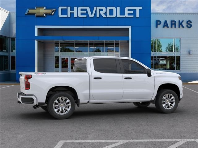 2020 Silverado 1500 Crew Cab 4x4, Pickup #250087 - photo 5