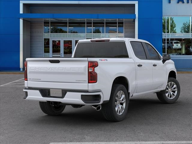 2020 Silverado 1500 Crew Cab 4x4, Pickup #250465 - photo 1