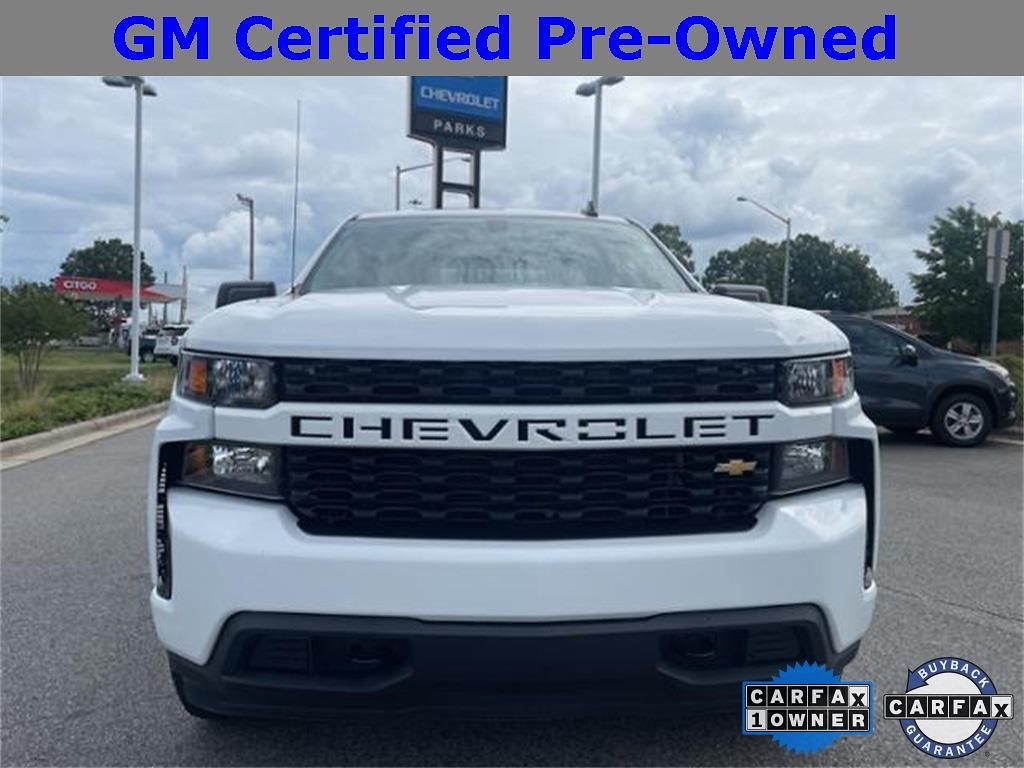 2019 Chevrolet Silverado 1500 Crew Cab 4x4, Pickup #261499XA - photo 9