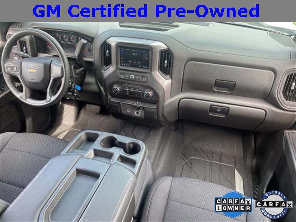 2019 Chevrolet Silverado 1500 Crew Cab 4x4, Pickup #261499XA - photo 34