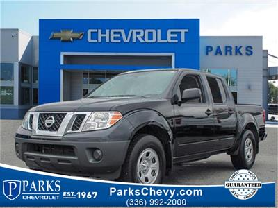 2018 Frontier Crew Cab 4x2, Pickup #265986A - photo 1