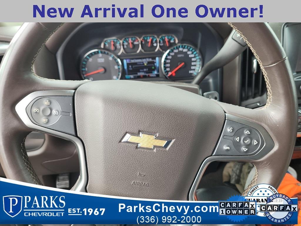 2017 Chevrolet Silverado 1500 Double Cab 4x4, Pickup #271001A - photo 13
